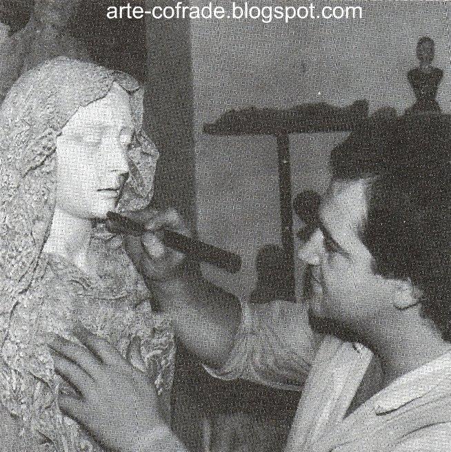 Nuestra Señora del Desconsuelo en su Soledad. Córdoba