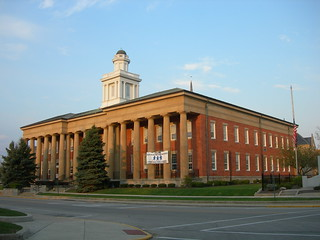 Sandusky County Courthouse