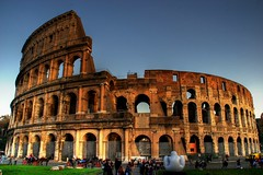 Rome (AQTran) Tags: italy rome roma europe colosseum hdr colosseo