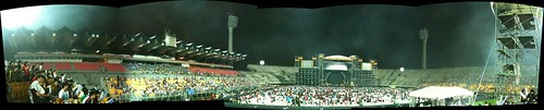 National Stadium, D.N.A. Mayday World Tour 2010 变形DNA五月天世界巡回演唱会
