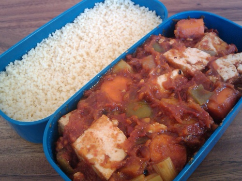 #398 - Tofu and Vegetable Stew