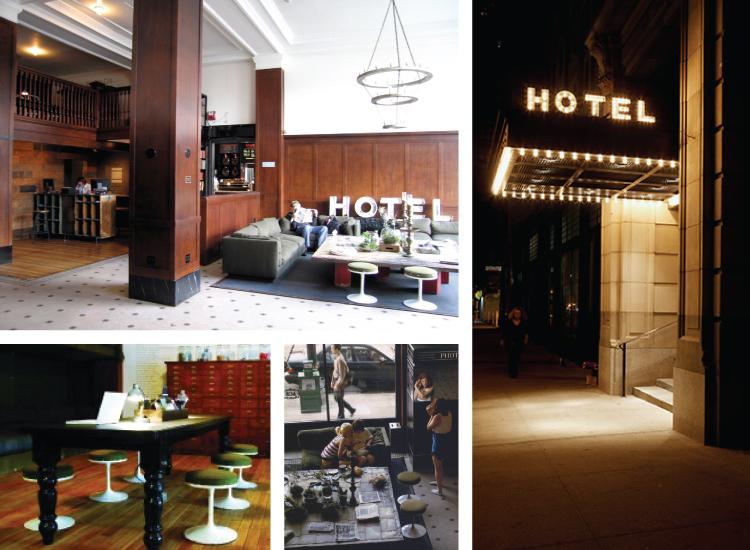 Ace Hotel: Portland, OR