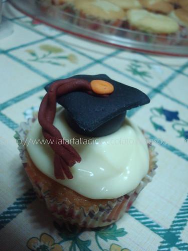 Cupcakes Laurea