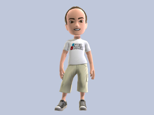 ABC - Xbox 360 Avatar Award