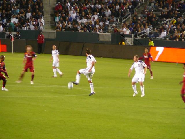 LA Galaxy vs Real Salt Lake, April 17 2010 | Flickr - Photo Sharing!