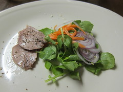 Pork Tongue Salad