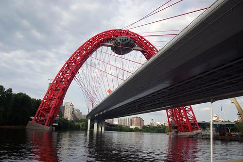 Живописный мост ©  trolleway