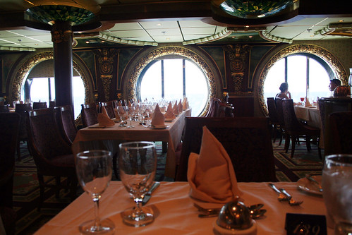 Carnival Spirit - Empire Room (Lower Level)
