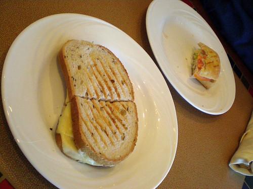 Carnival Spirit - Deli Sandwiches