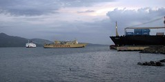 Panguil bay traffic 4 (seas2fly) Tags: roro philippineships philippineshipspotterssociety ozamizcityport shpsferries