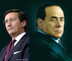 Fini vs Berlusconi: lo scontro continua