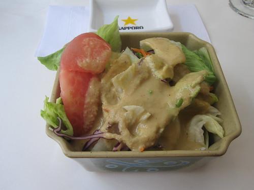 Salad at Tokyo