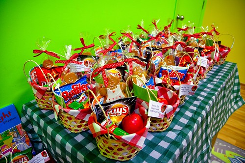 Goody baskets