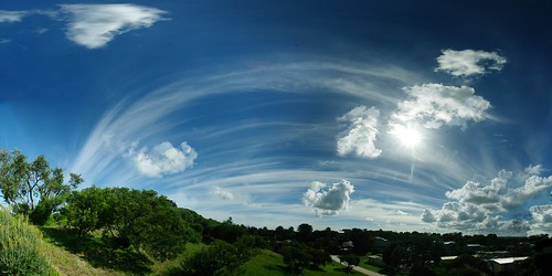Extreme Sunshine Panorama