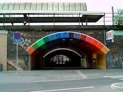 Witten HBF (panoramafotoclub) Tags: colors colours bahnhof railwaystation farben