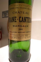 2001 Château Brane-Cantenac, Margaux