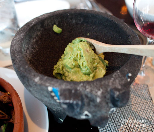 Guacamole at Ceiba