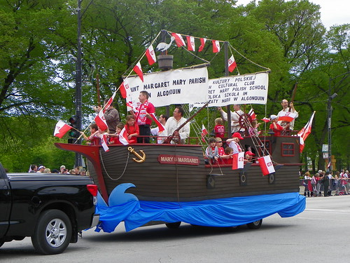 Parada Konstytucji 3 maja Chicago 2010 (218)