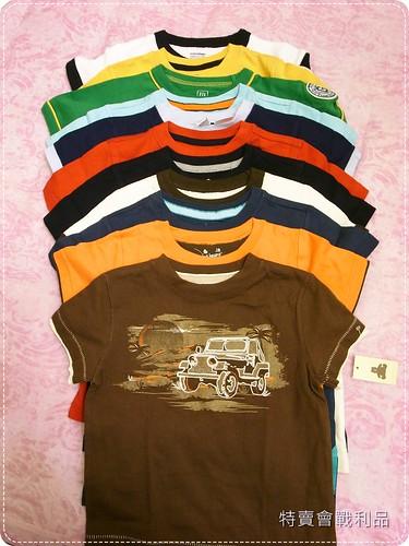 BABY GAP 特賣會 - T-shirt
