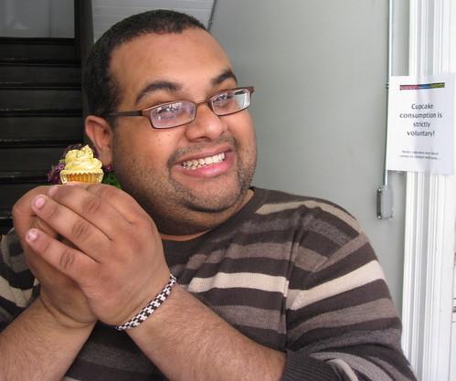 Sameer ♥ Cupcakes