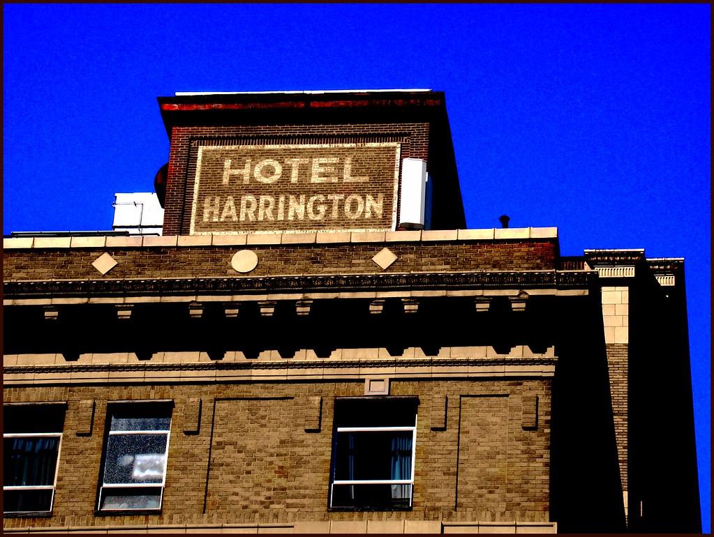 Hotel Harrington....Again