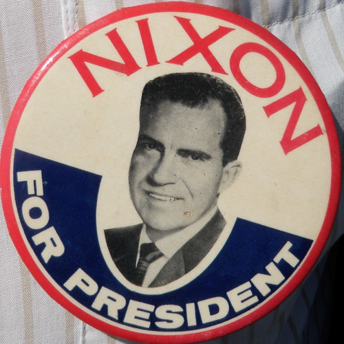 From flickr.com: Nixon for President {MID-72774}