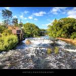 The Meander River, Deloraine, Tasmania (II) :: HDR