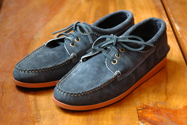 Quoddy bluchers