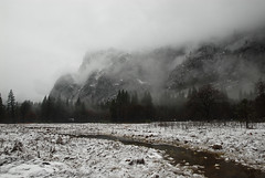 Ahwiyah Point (Neil Hunt) Tags: winter snow weather clouds yosemite yosemitevalley mercedriver ahwiyahpoint photographerneilhunt