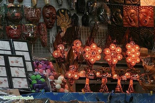Dammnoen Saduak Floating Market-18