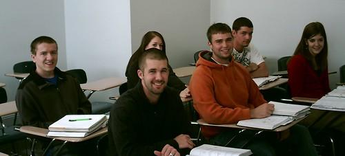 MA 307 Calculus III Class Fall 2009