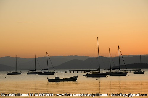 Pôr de sol - Florianopolis