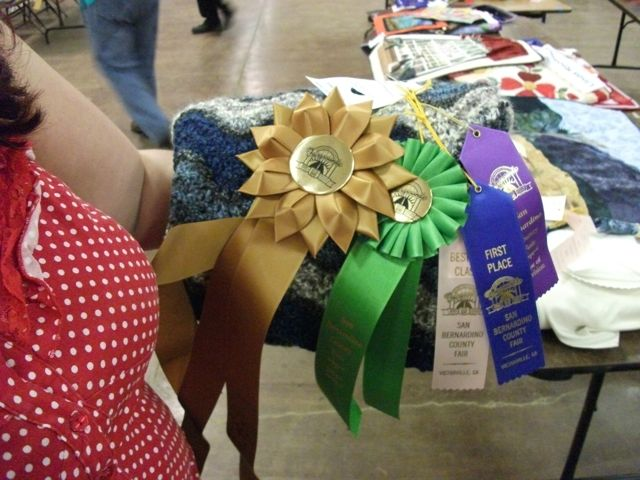 Ribbons Galore!