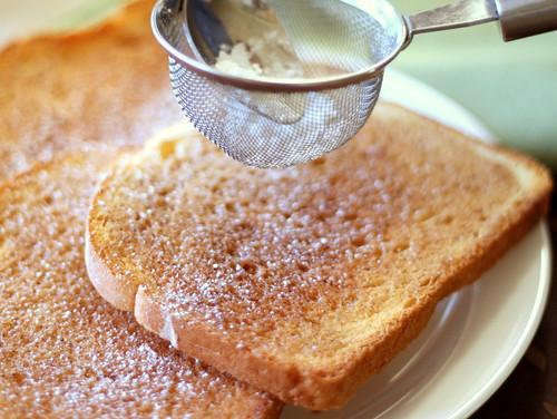 cinnamon toasts
