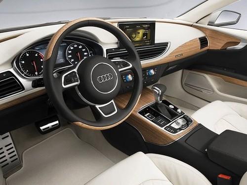 Audi A7 resimleri .