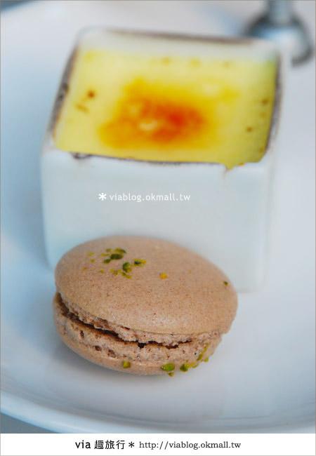 【台中下午茶推薦】悠閒的英式下午茶~印月創意東方宴下午茶23