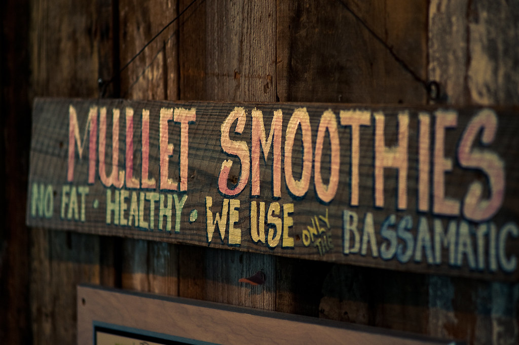 """Mullet Smoothies"""