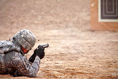 On the Range (Jake Lester Photography) Tags: soldier army s