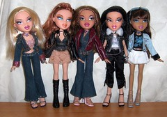 Bratz Secret Date (Bratz UK - 2) Tags: secret jade yasmin date bratz cloe nevra meygan