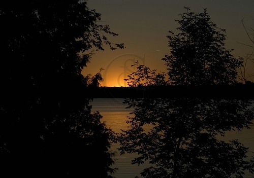 Orillia - After Sunset at Bass Lake Provincial Park
