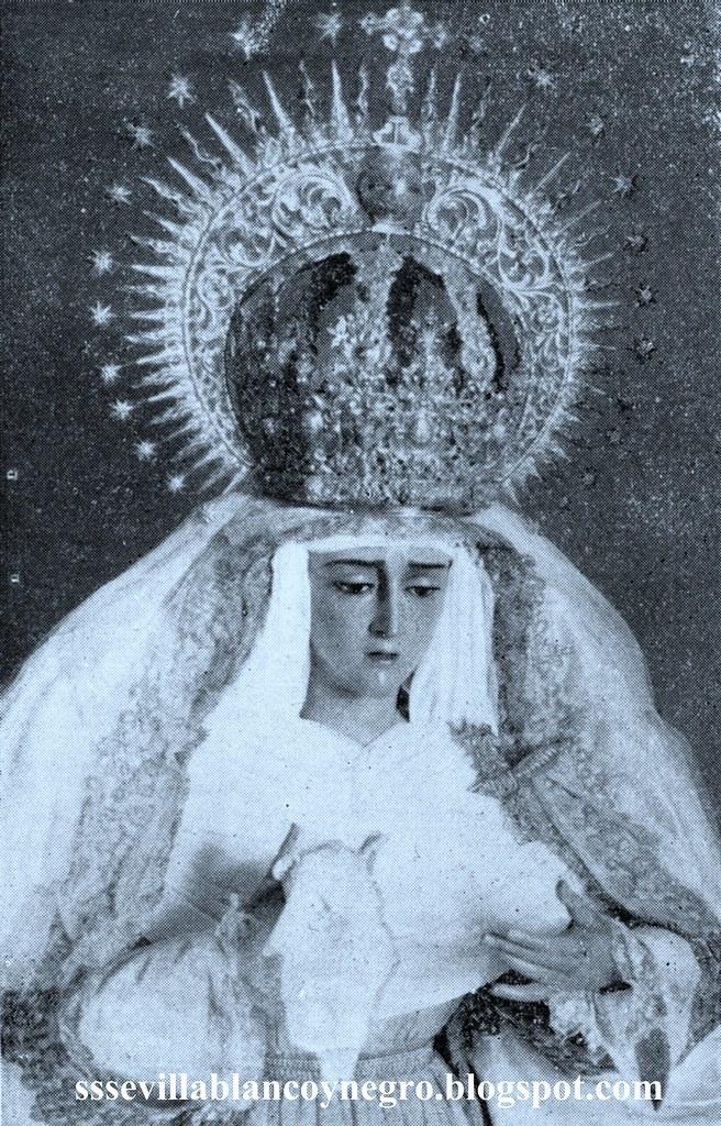 María Santísima de la Caridad en su Soledad 194.
