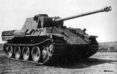 Panzerkampfwagen V Panther Ausf. D (Sd.Kfz. 171) (Panzer DB) Tags: panther panzer panzerwaffe