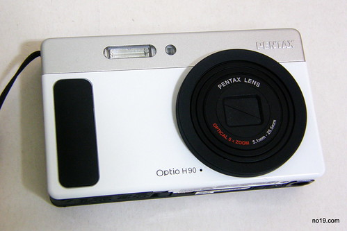 PENTAX Optio H90 - P5182412