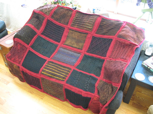 2009 Afghan - finished!