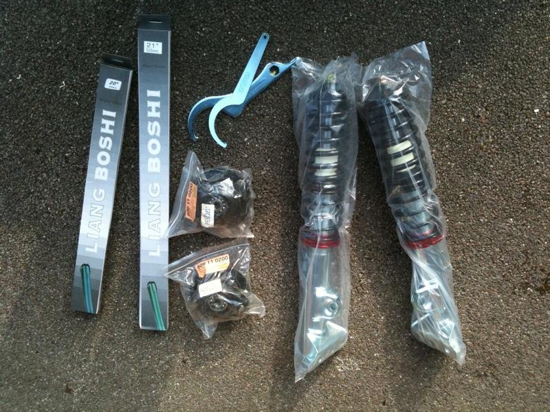 Anyone Tried those Egay aero wipers? 4623935639_7e38da4df7_o