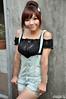 辛咩咩25 (袋熊) Tags: hot cute sexy beauty taiwan taipei 台北 可愛 外拍 性感 公民會館 時裝 數位遊戲王 辛咩咩