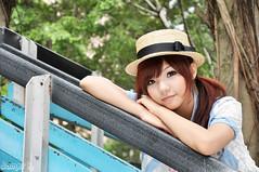 辛咩咩57 (袋熊) Tags: hot cute sexy beauty taiwan taipei 台北 可愛 外拍 性感 公民會館 時裝 數位遊戲王 辛咩咩