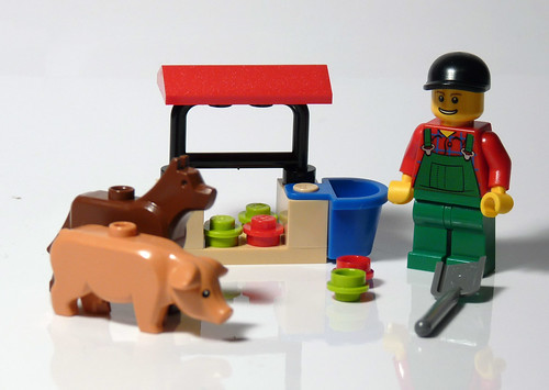 7566 - Farmer - Set Contents