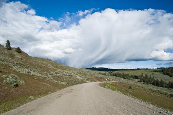 Okanogan Highlands Clouds