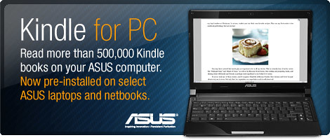ASUS Amazon Kindle